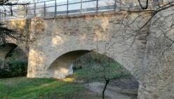 """""""Nave del Sadino"""", torna a splendere il gioiello sul torrente Recchio"""