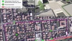 Zone 30 e piste ciclabili nel quartiere Cittadella, al via gli interventi di mobilità sostenibile