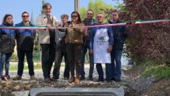 Terminati i lavori sul Rio Borla a Gragnano