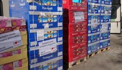 900 colombe pasquali per i reparti Covid degli ospedali modenesi
