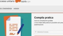 """Pedemontana Parmense, SUAP - Dal primo febbraio invio pratiche solo tramite """"Accesso Unitario"""""""
