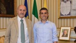 Il nuovo Direttore del carcere di Parma, Tazio Bianchi, in municipio