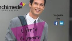 """""""Archimede"""" Reggio Emilia, le nuove offerte di lavoro"""
