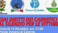 """""""Vittime di violenza"""", incontro il 13 dicembre con il patrocinio del Comune di Colorno"""