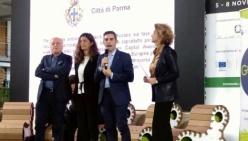Parma premiata aRimini: Premio Sviluppo Sostenibile 2019