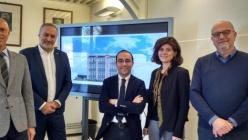 """Liceo delle scienze umane """"Albertina Sanvitale"""", ampliamento in vista"""