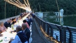 Una serata magica alla diga del Molato