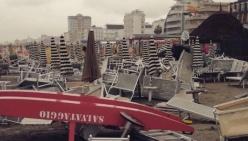 Tromba d'aria a Milano Marittima: il governo nega lo stato di emergenza nazionale