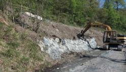 Bonifica Parmense: messa in sicurezza la strada Roccamurata-Branzone