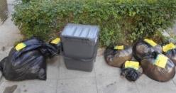 Il vademecum della raccolta dei rifiuti in città e provincia per ferragosto