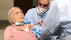 Maria Luigia, il vaccino a 98 anni e la sua RSA oggi è più sicura