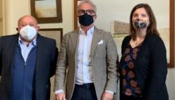 Emilia Centrale: eletto stamane Marcello Bonvicini nuovo presidente del Consorzio di Bonifica