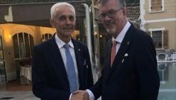 A Guido Zaccarelli il Prestigioso Premio Excellence Lions International