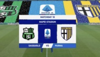 """Contro un Parma in """"convalescenza"""", il Sassuolo si salva con un rigore al 94esimo. (video)"""