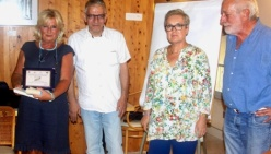 Assegnato il premio Senagalactica per la letteratura fantascientifica intitolato alla memoria del piacentino Vittorio Curtoni.