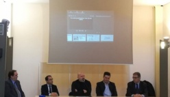 Stefano Bonaccini ha inaugurato le opere di potenziamento idrico di Pellegrino Parmense