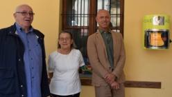 A Sala Baganza un defibrillatore a disposizione della comunità h24