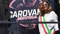 All'Assessore Benassi e alla città di Parma la pergamena rosa del Giro d'Italia