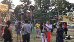 """Parco della Cittadella, Alinovi:""""Pensato per famiglie e sportivi: più giochi nel verde, illuminazione migliorata, attento restauro della fortezza""""."""
