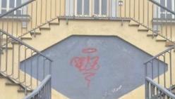 """La Stazione di Colorno vittima ancora di """"graffittari"""" ben poco artisti"""