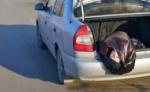 Fermato col cadavere della moglie in una valigia
