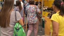 """A Sala Baganza arriva la merenda a""""campagna amica"""" per la scuola"""