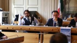 Bacino della Val d'Enza, presentate le attività svolte dall'Autorità Distretto del Po
