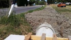 Reggio Emilia: Sp 48, canali tombati per incrementare la sicurezza