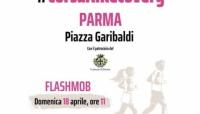 Giusto Mezzo, anche a Parma il flashmob per la #CorsaAlRecovery