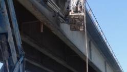 Guastalla, procedono i lavori al ponte sul Po