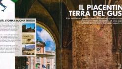 """Piacenza e le sue vallate, itinerario enogastronomico da scoprire tra le pagine della rivista """"Melaverde"""""""