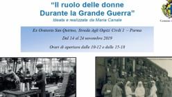 Parma - Mostra sul ruolo delle donne durante la Grande Guerra