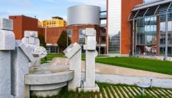 Inaugurata a Parma la fontana delle Tre Religioni