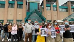 ASCOM, la protesta dei centri commerciali