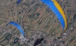 Volo libero, parapendio e deltaplano: è l'Italia la nazione più forte al mondo