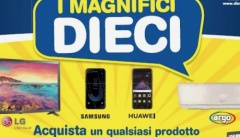 "Da Euronics arrivano ""I magnifici 10"""