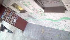 Parma - Abbandoni abusivi dei rifiuti: il video che immortala chi sporca la città