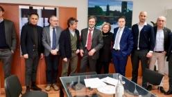 I Centri agroalimentari Caab, Caar e Cal vanno in rete per migliorare competitività ed efficienza