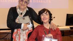 Premio ANMIC Parma, un bagno di entusiasmo per Annalisa Dall'Asta e Emilia Caronna