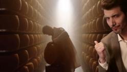 Il Consorzio Del Parmigiano Reggiano lancia la prima campagna pubblicitaria sulle reti televisive di Francia E Germania