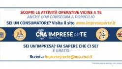 CNA, una vetrina per aiutare le imprese e i cittadini