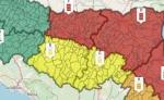 Maltempo - Allerta rossa da Parma a Rimini: la situazione per ogni provincia