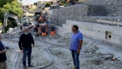 Boschetto di Tizzano: si stanno concludendo le opere strutturali