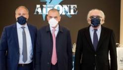 Il Sottosegretario Andrea Costa in Emilia Romagna per una visita presso il Gruppo Airone Seafood