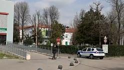 Mirandola emergenza coronavirus: La solidarietà della polizia locale a personale e pazienti dell'ospedale S. Maria Bianca