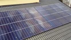Il vicepresidente della Camera inaugura il fotovoltaico a Minozzo