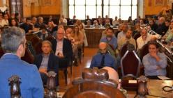Processo Stige: incontro pubblico a Parma nella Sala del Consiglio Comunale