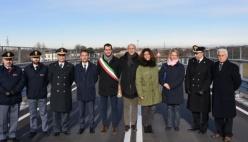 Parma - Aperto al transito stradale il sovrappasso tra Strada Manara e Via Martiri Della Liberazione