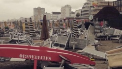 Tromba d'aria a Milano Marittima: la Regione stanzia il primo mezzo milione di euro