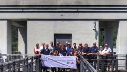 Anche il BMW club di Como e Varese in visita al Molato